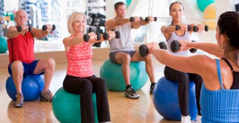 Gym d'entretien